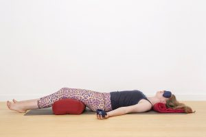 Ontspannings Hatha Yoga, Yoga Nidra