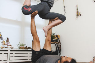 introductie acro yoga yoga you zwolle