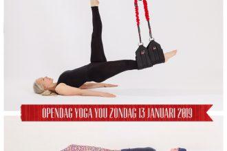 Open dag Yoga You 13 januari 2019