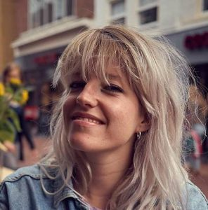 Jolien Eenkhoorn docent Yoga You Zwolle