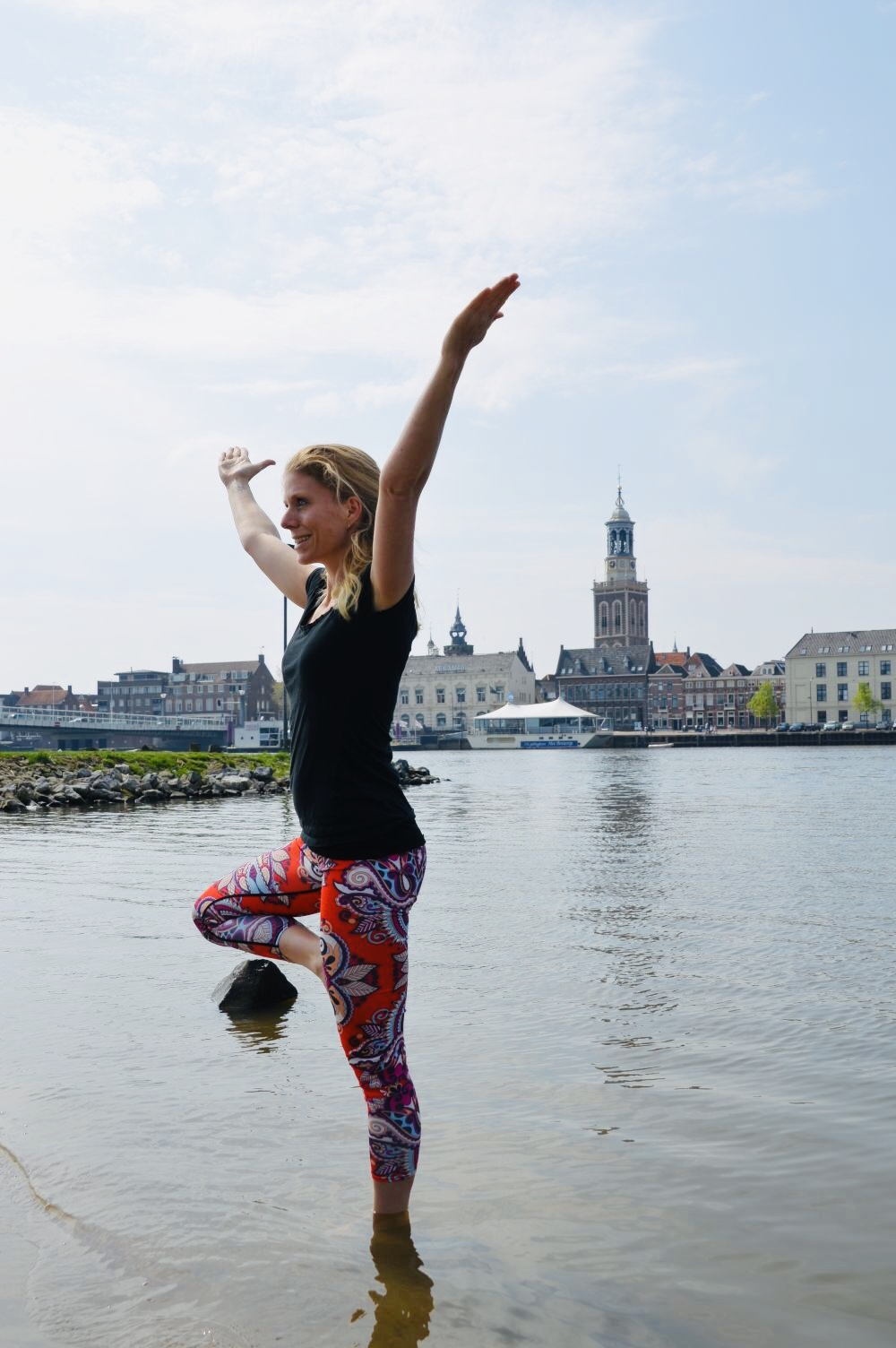 Paula Weiland yogadocent Yoga You Zwolle