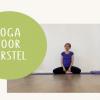 Online yoga - yoga voor herstel - eva
