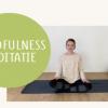 Mindfulness meditatie met Berber