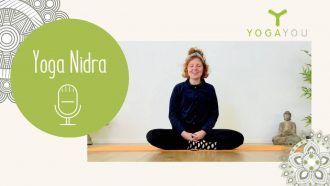 Yoga nidra door Manouk