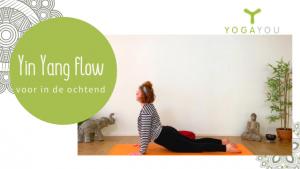 Begin je dag goed met de Yin Yang flow van Manouk