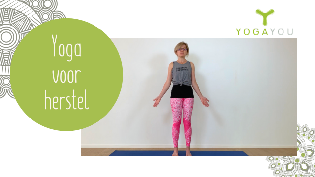 Yoga voor herstel - met Eva