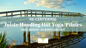 juiste houding hiit yoga pilates marjet van der linde
