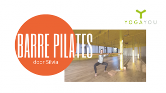Barre Pilates work-out for bodyschulpting