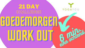 work-out voor het immuunsysteem ♥ 21 day challenge ♥ 6 min