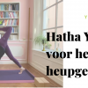 Hatha Yoga voor het heupgebied door Dirkje