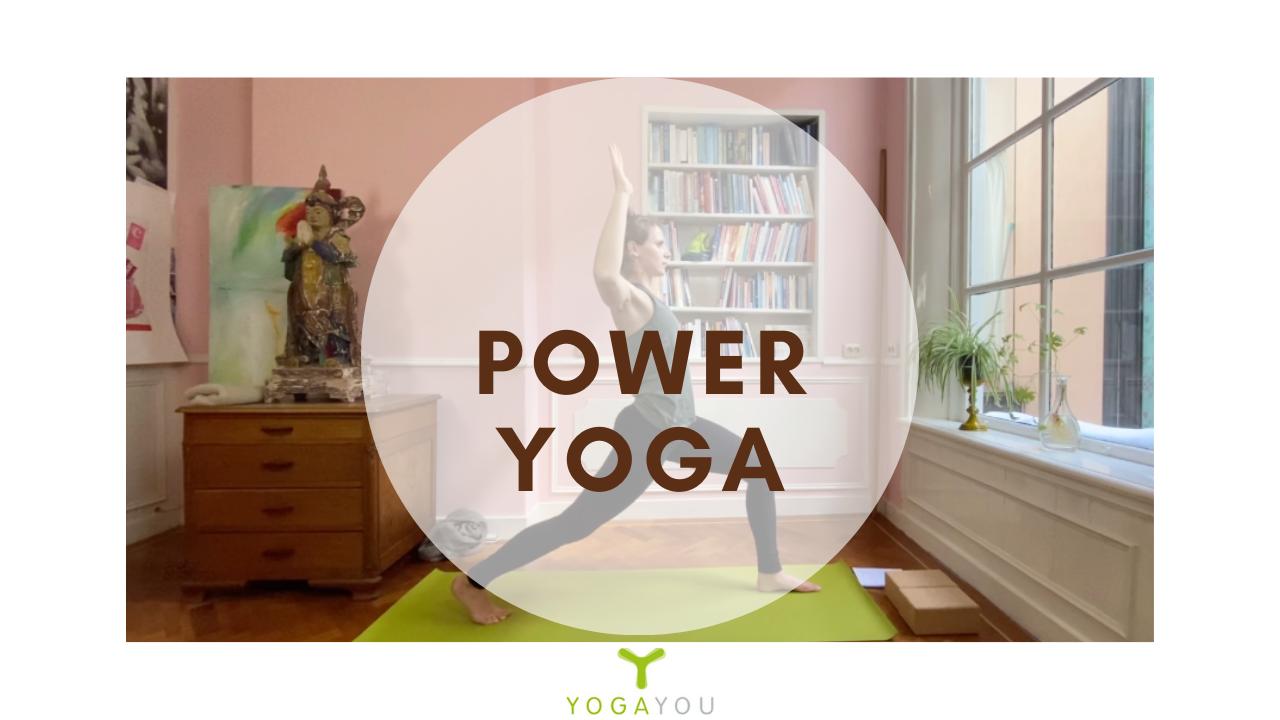 Power Yoga voor armkracht