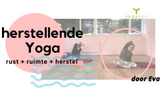 Herstellende Yoga door Eva Noorda