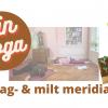 Yin Yoga voor Maag- en milt meridiaan