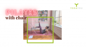 Pilates with chair