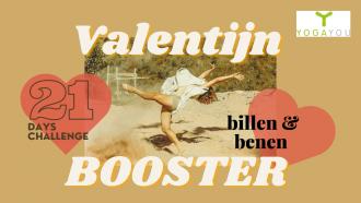 billen & benen valentijn booster 21 days challenge 11 min