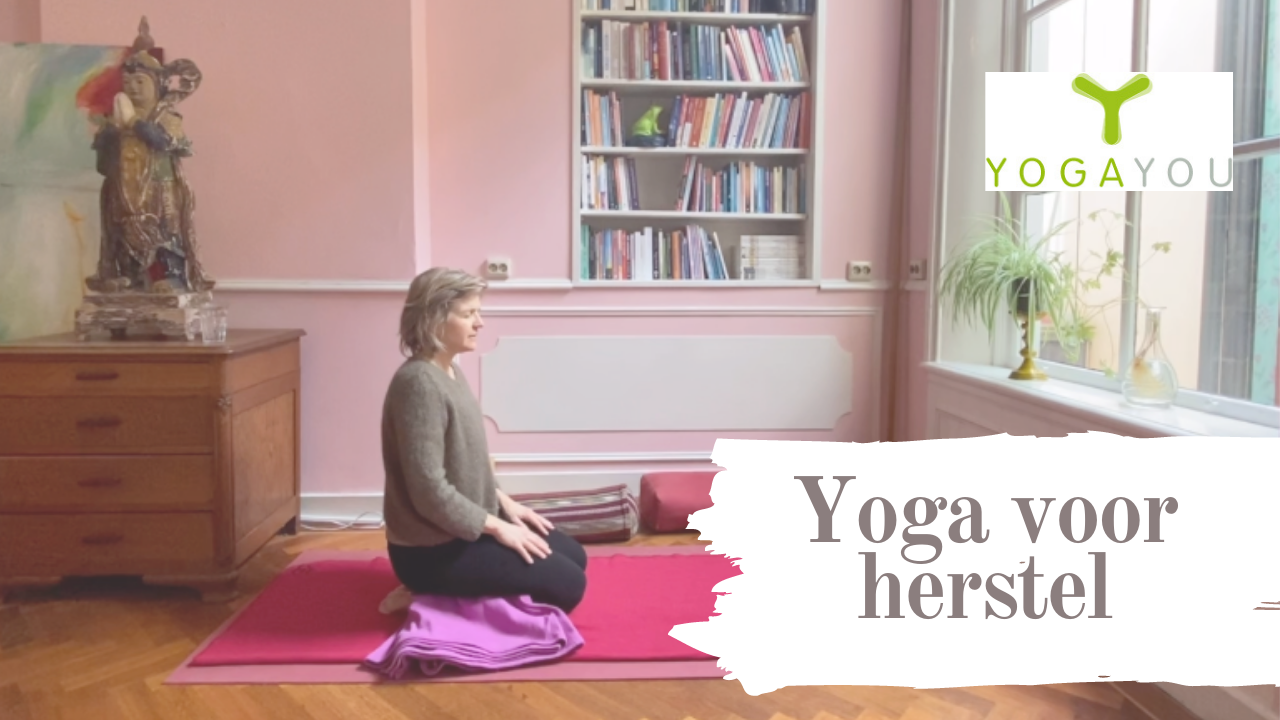 yoga voor herstel door Eva Noorda