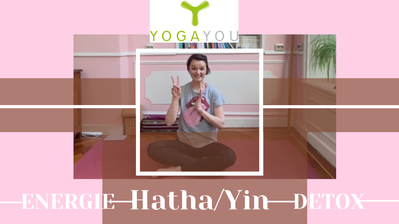 detox & energie Hatha Yoga Yin Yoga berber Yoga You Online