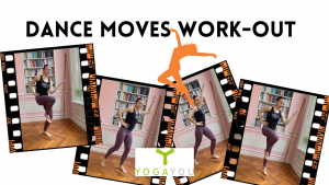 dance moves work-out yoga you online