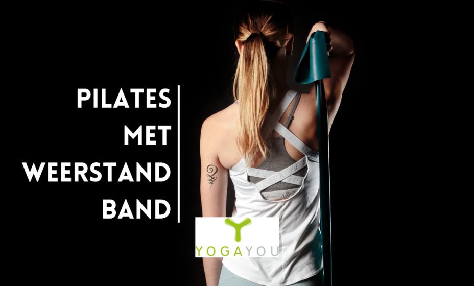 Pilates met weerstandsband Yoga You Online